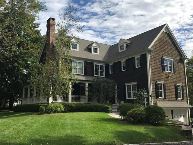 311 Peaceable Street, Ridgefield, CT 06877 (MLS #170127721) :: The Higgins Group - The CT Home Finder