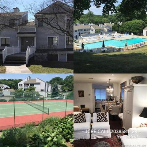 32 Rowayton Woods Drive #32, Norwalk, CT 06854 (MLS #170127734) :: The Higgins Group - The CT Home Finder