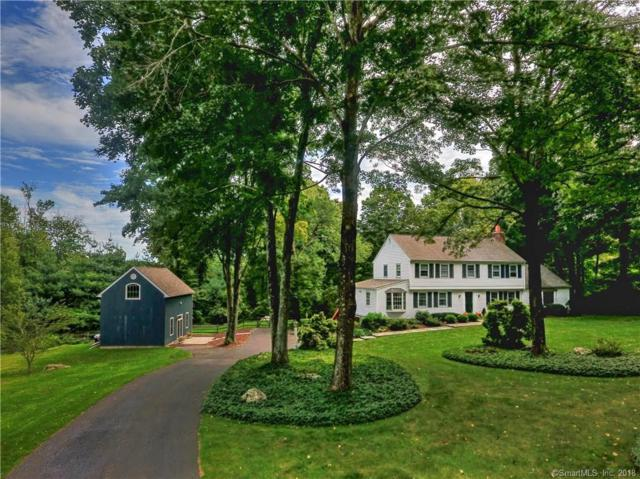 67 Lords Highway, Weston, CT 06883 (MLS #170127824) :: The Higgins Group - The CT Home Finder