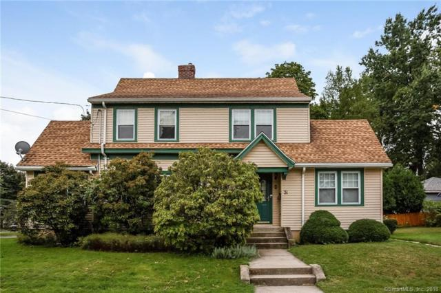 31 Rodney Street, Hartford, CT 06105 (MLS #170128415) :: Hergenrother Realty Group Connecticut