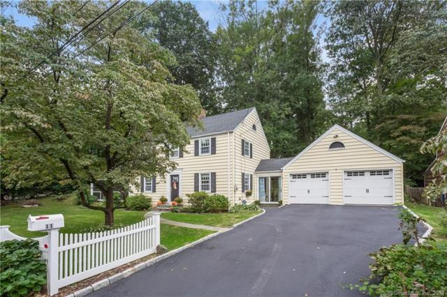 11 Richmond Hill Road, Norwalk, CT 06854 (MLS #170130455) :: Hergenrother Realty Group Connecticut