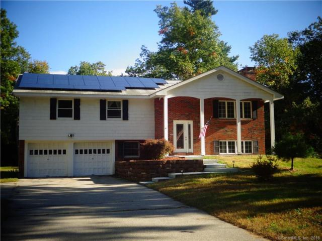 136 Spicer Road, Thompson, CT 06277 (MLS #170130729) :: Anytime Realty
