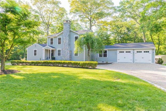 14 Fulmar Lane, Norwalk, CT 06850 (MLS #170130736) :: Hergenrother Realty Group Connecticut