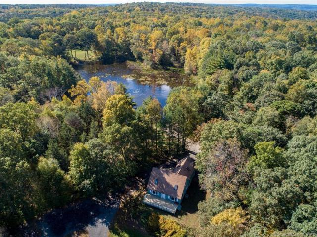 45 Beacon Road, Bethany, CT 06524 (MLS #170130797) :: Stephanie Ellison