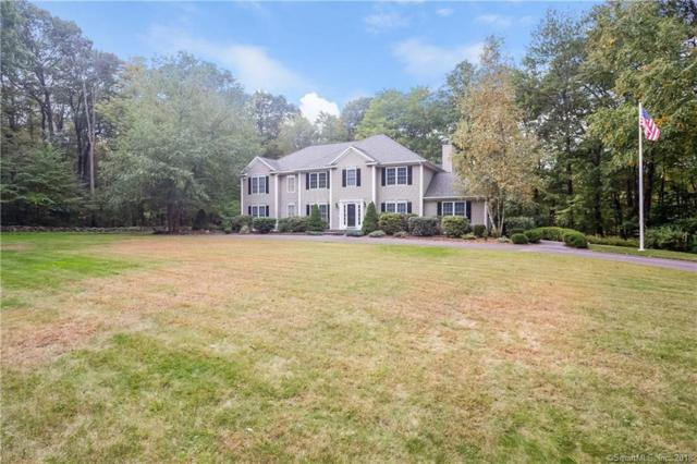 739 Carrington Road, Bethany, CT 06524 (MLS #170131408) :: Stephanie Ellison