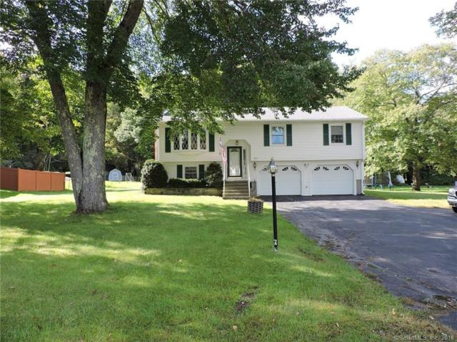854 Thompson Road, Thompson, CT 06277 (MLS #170131529) :: Anytime Realty