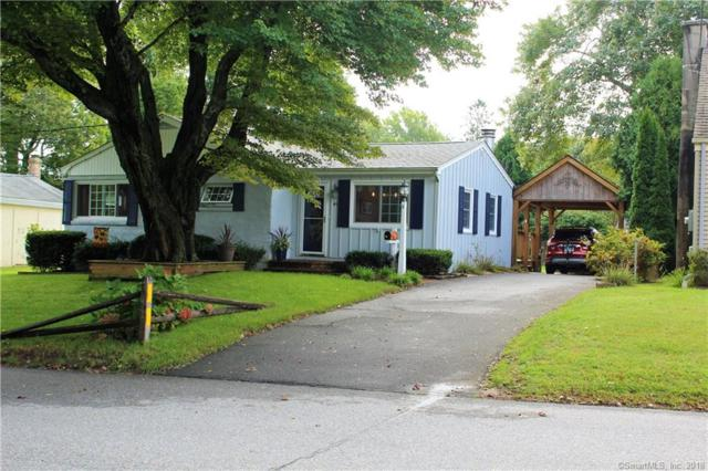 41 Greenway Road, Groton, CT 06340 (MLS #170133085) :: Carbutti & Co Realtors