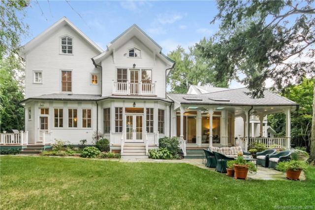 150 Riverside Avenue, Greenwich, CT 06878 (MLS #170133374) :: Carbutti & Co Realtors