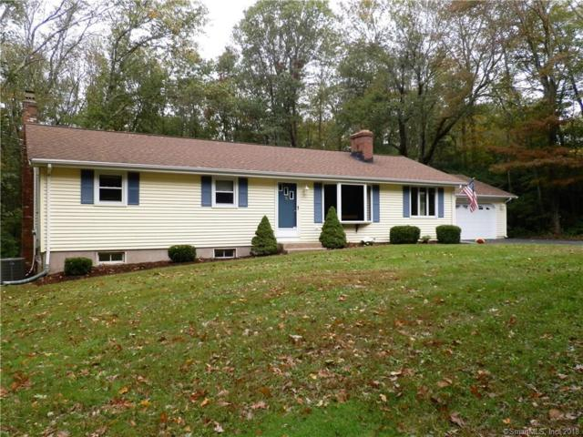 130 Slocum Road, Hebron, CT 06248 (MLS #170133582) :: Anytime Realty