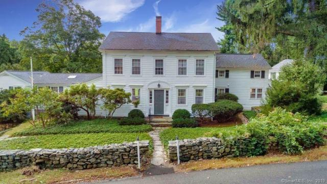 68 Marchant Road, Redding, CT 06896 (MLS #170133817) :: Hergenrother Realty Group Connecticut