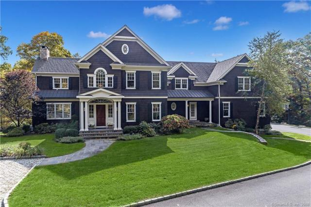 35 Blacksmith Ridge Road, Ridgefield, CT 06877 (MLS #170133980) :: Hergenrother Realty Group Connecticut
