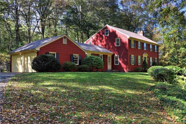 68 N. Humiston Drive N, Bethany, CT 06524 (MLS #170134261) :: Stephanie Ellison