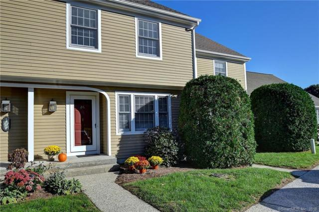 86 S Mill Drive #86, Glastonbury, CT 06073 (MLS #170134271) :: Anytime Realty
