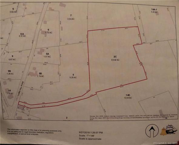Lot#2C Long Hill Rd (Rear), East Hampton, CT 06424 (MLS #170134623) :: Anytime Realty