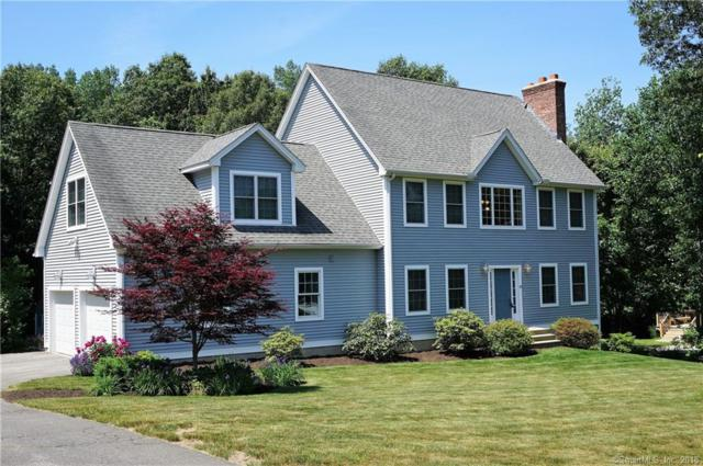49 Frederick Drive, Coventry, CT 06238 (MLS #170134717) :: Anytime Realty