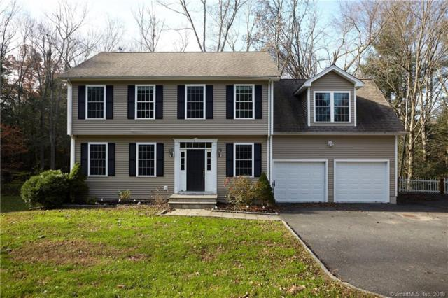37 Beechwood Drive, Newtown, CT 06482 (MLS #170134822) :: Hergenrother Realty Group Connecticut