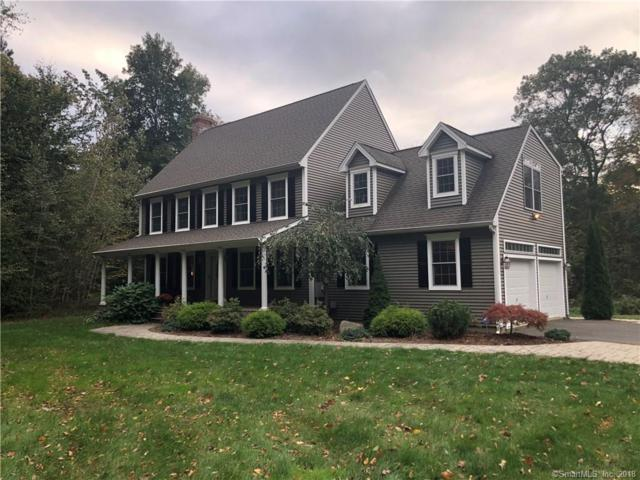 106 Skyview Drive, Coventry, CT 06238 (MLS #170134989) :: Stephanie Ellison
