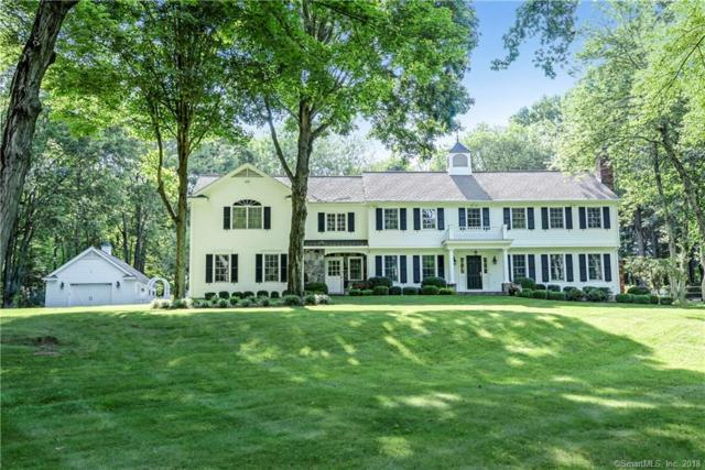 90 Spectacle Lane, Ridgefield, CT 06877 (MLS #170137537) :: Hergenrother Realty Group Connecticut