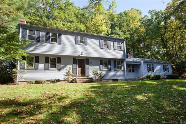 336 W Mountain Road, Simsbury, CT 06092 (MLS #170137764) :: Stephanie Ellison
