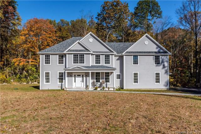 4 Highridge Drive, Monroe, CT 06468 (MLS #170139864) :: Carbutti & Co Realtors