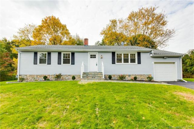 12 Woodmere Drive, Trumbull, CT 06611 (MLS #170140195) :: Stephanie Ellison