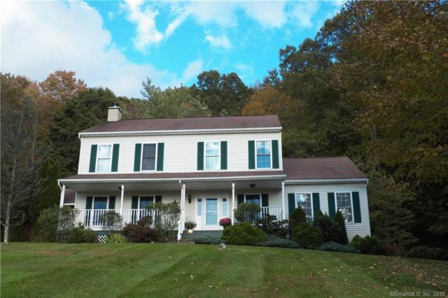 35 Pinebrook Crossing, Bethany, CT 06524 (MLS #170140611) :: Stephanie Ellison