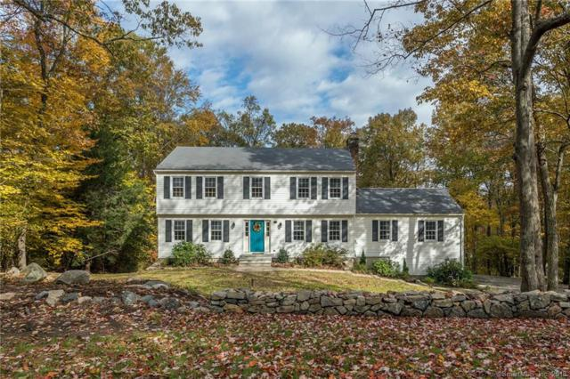55 Osborne Hill Road, Newtown, CT 06482 (MLS #170141089) :: Hergenrother Realty Group Connecticut