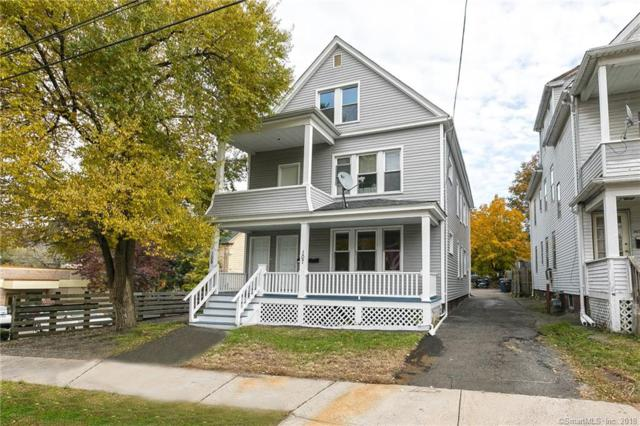 107-109 Davis Street, New Haven, CT 06515 (MLS #170141220) :: Hergenrother Realty Group Connecticut