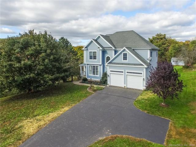 21 Imperial Drive, Glastonbury, CT 06033 (MLS #170141286) :: Anytime Realty