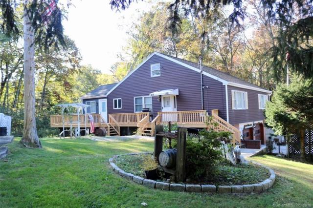 98 Ball Pond Road, Danbury, CT 06811 (MLS #170141639) :: Stephanie Ellison