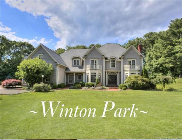 250 Winton Road, Fairfield, CT 06824 (MLS #170141868) :: Stephanie Ellison