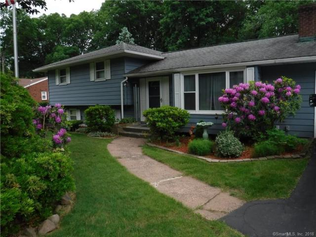 41 Mayflower Lane, Meriden, CT 06450 (MLS #170142052) :: Carbutti & Co Realtors