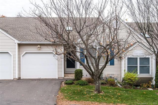 825 Glacier Way #825, Southington, CT 06489 (MLS #170142142) :: Hergenrother Realty Group Connecticut