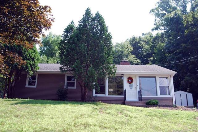 18 Burke Heights Drive, Wallingford, CT 06492 (MLS #170142233) :: Carbutti & Co Realtors
