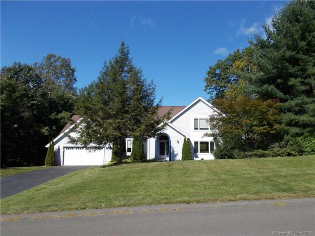 1 Knollwood Lane, Granby, CT 06090 (MLS #170142366) :: NRG Real Estate Services, Inc.