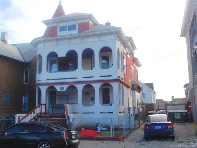 578 Hallett Street, Bridgeport, CT 06608 (MLS #170142471) :: Stephanie Ellison
