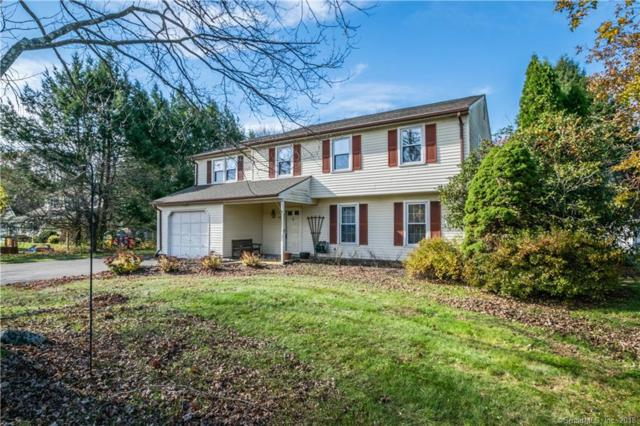 118 Country View Drive, South Windsor, CT 06074 (MLS #170142619) :: Hergenrother Realty Group Connecticut
