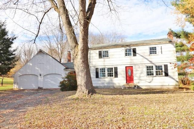 5 Polk Drive, Enfield, CT 06082 (MLS #170142643) :: NRG Real Estate Services, Inc.