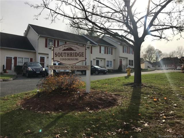 5-7 Mannions Lane #17, Danbury, CT 06810 (MLS #170142700) :: Stephanie Ellison