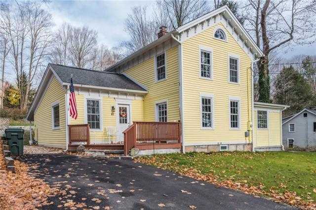 87 Church Hill Road, Newtown, CT 06482 (MLS #170143242) :: Hergenrother Realty Group Connecticut