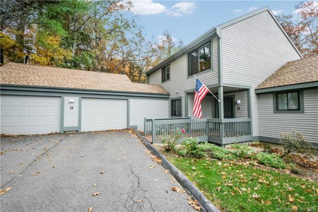 6 Fieldstone Lane #6, Avon, CT 06001 (MLS #170143375) :: Hergenrother Realty Group Connecticut