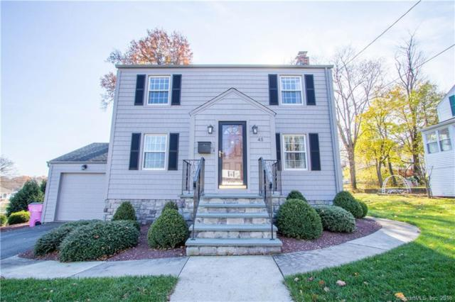 45 Oakdale Street, Wethersfield, CT 06109 (MLS #170143395) :: Hergenrother Realty Group Connecticut