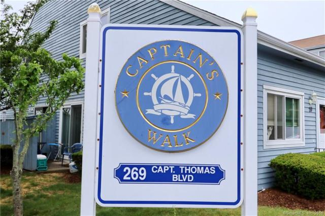 269 Captain Thomas Boulevard #12, West Haven, CT 06516 (MLS #170143421) :: Stephanie Ellison