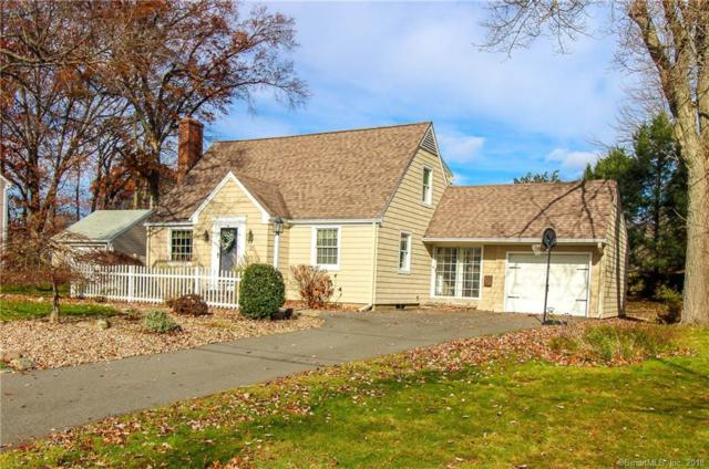 20 Gilbert Road, Newington, CT 06111 (MLS #170143689) :: Hergenrother Realty Group Connecticut