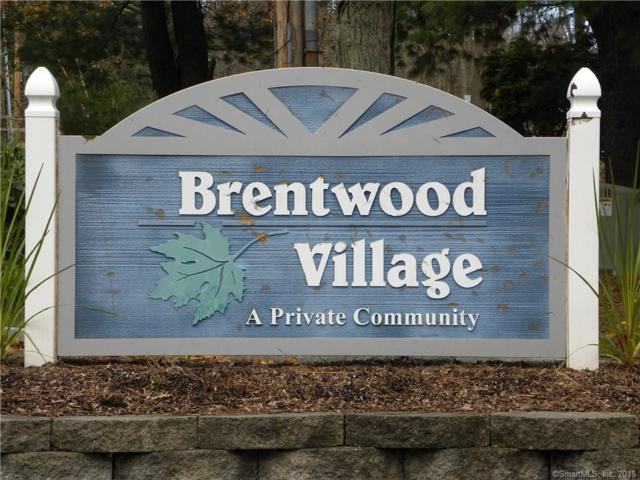 8 Brentwood Drive #8, Wallingford, CT 06492 (MLS #170143887) :: Carbutti & Co Realtors