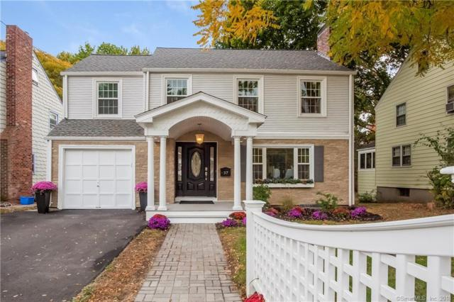 57 Meadowbrook Road, West Hartford, CT 06107 (MLS #170143944) :: Hergenrother Realty Group Connecticut