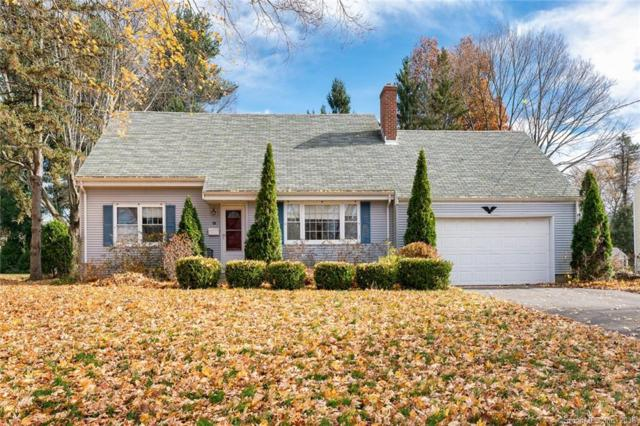 32 Randy Lane, Wethersfield, CT 06109 (MLS #170144019) :: Hergenrother Realty Group Connecticut