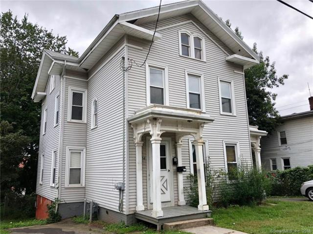 34 Prospect Street #2, New Britain, CT 06051 (MLS #170144205) :: Hergenrother Realty Group Connecticut