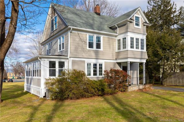 12 Bryon Avenue, Ridgefield, CT 06877 (MLS #170144233) :: Hergenrother Realty Group Connecticut