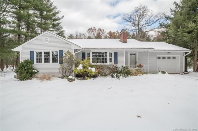 110 Thompson Road, Avon, CT 06001 (MLS #170145016) :: Hergenrother Realty Group Connecticut